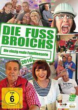 Die Fussbroichs 2016 - Die einzig reale Familienserie, 2 DVD NEU + OVP!