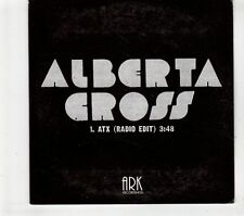(GT344) Alberta Cross, ATX - 2009 DJ CD