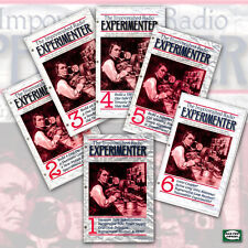 Impoverished Radio Experimenter, Vol 1-6 Set: vintage articles (Lindsay book)