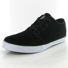 MT Mens Cicero Lo Skateboarding Sneaker Shoe, Black, US 12