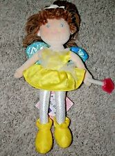 RUSS BERRIE - GIRL POWER ASTRO BELLES - NOVEMBER FAIRY DOLL - ANTOINETTE NEW