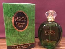 TENDRE POISON CHRISTIAN DIOR PERFUME EDT 100 ML / 3.4 OZ SPRAY WOMEN SEAL BOX