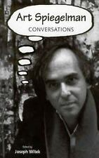 Art Spiegelman: Conversations (Conversations with Comic Artists Series-ExLibrary