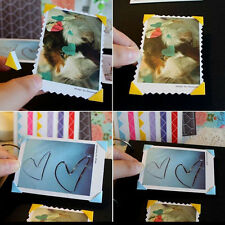 408pcs Self-adhesive Photo Corner Stickers scrapbook album essential HF
