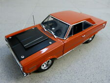Plymouth Hemi Bullet Custom GTX 1967 orange limitiert ACME Modellauto 1:18