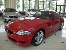 BMW: Z4 Z4 M Coupe