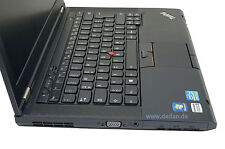 Lenovo ThinkPad t430 i5 2,6ghz 4gb 320gb + Docking NVIDIA Umts Cam Top fattura