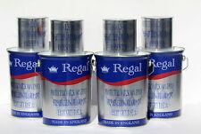 100% Solids Epoxy Garage Floor Paint 4 Gallons (Light Grey)