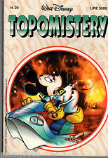 TOPOMISTERY=N°20 GENNAIO 1994=STORIE ANNI 60-70-80