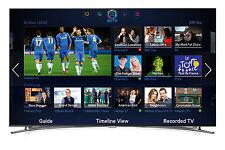 Samsung UE46F8000ST Full Smart TV Adjustable Camera Evolution Ready New V+M Cnt
