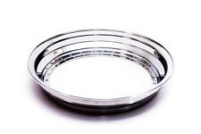 "2x 15"" BBS RM RS 30 Bolt 2.5"" Aluminium Split Rim Outer Deep Dish Lip Polish"