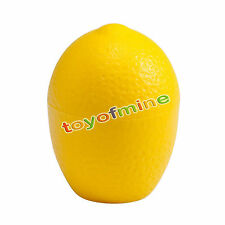 Reusable Lemon Keeper Plastic See Through Storage Container Saver For Fresh