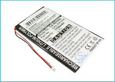 3.7V battery for Creative Labs Nomad Jukebox ZenTouch, DAP-HD0014, Zen Touch 40G