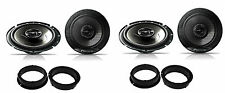 VW Golf MK4 1997-2004 Pioneer 17cm Front & Rear Door Speaker Upgrade Kit 240W