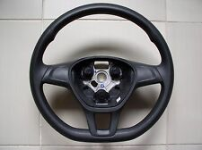 VW JETTA 2015 2016 OEM ORIGINAL STEERING WHEEL BEVELED