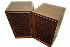 Nice Pair of Vintage Pioneer CS-66G Speakers W/ Grills And Badges - Tested -Read