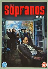 The Sopranos: HBO Season 6 (Part 1) [DVD][2006] James Gandolfini, Edie Falco New