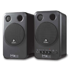 NEW PAIR Behringer MS16 2-Way Active Nearfield Monitors