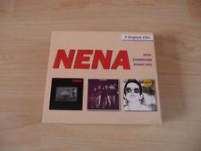 3 CD Box Nena - 3 Original CDs: Nena + Eisbrecher + Bongo Girl