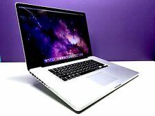 Apple 17 inch MacBook Pro  Laptop / One Year Warranty / Upgraded 2.8Ghz! Loaded