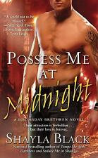 Possess Me at Midnight (The Doomsday Brethren, Book 3)-ExLibrary