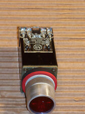 ALLEN BRADLEY 800MR-PA16S RED LIGHTED PUSH BUTTON SWITCH WITH SET NO/NC  R164