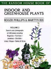 NEW The Random House Book of Indoor and Greenhouse Plants, Volume 2 Vol. 2 PB