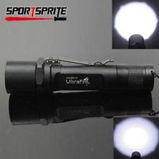 UltraFire C1 CREE XP-L V6 LED 1200 Lumens 3 Mode 4.2V 18650 Flashlight Torch