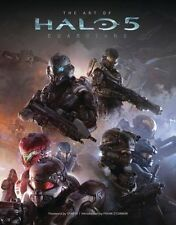 THE ART OF HALO 5: GUARDIANS - LIBRO in Inglese NEW.cp