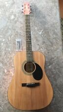 Jasmine S35 Right Handed Acoustic Guitar-Natural-BRAND NEW CONDITION BLEMISHED