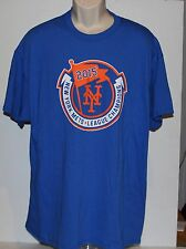 New York Mets 2015 League Champions Men's XL T Shirt NWT by 1.800 Flowers.com