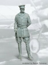 Black Dog 1/32 British RFC Fighter Pilot 1914-18 WWI No.2 Officer w/Stick F32014
