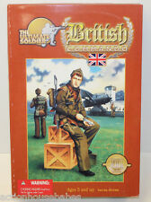 """Ultimate Soldier - WWII BRITISH COMMANDO - 12"""" Action Figure Set - NEW in BOX"""
