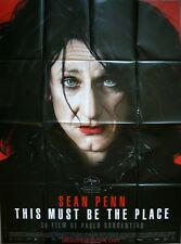 THIS MUST BE THE PLACE Affiche Cinéma ORIGINALE / Movie Poster SEAN PENN