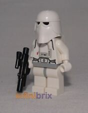 Lego Snowtrooper from Set 4483 AT-AT Star Wars Minifigure BRAND NEW sw101