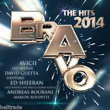 BRAVO THE HITS 2014 - DOUBLE CD * NEW *