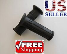 "7/8"" Non-Throttle Handlebar Grip CRF Dirt Pit Bike ATV Motorcycle Chopper Moped"
