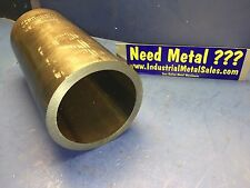 """6"""" O.D x 12""""-Long x 1/2"""" Wall DOM Seamless Steel Round Tube-- LATHE STOCK"""
