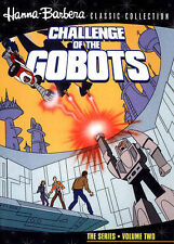Hanna-Barbera Classic Collection Challenge of the GoBots: Volume 2: 3 Discs 1984