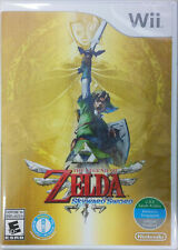 The Legend of Zelda: Skyward Sword - Nintendo Wii 2011 Brand New Sealed