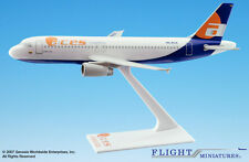 Flight Miniatures ACES Colombia Airbus A320-2 Desk Display 1/200 Model Airplane