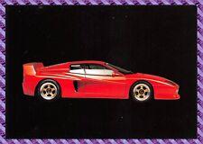 Tarjeta postal - Ferrari - Koenig Competición