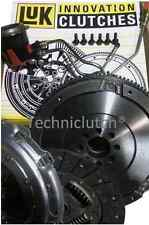 LANDROVER FREELANDER TD4 DUAL MASS REPLACEMENT FLYWHEEL AND LUK CLUTCH KIT, CSC