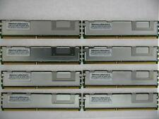 32GB (8x 4GB) PC2-5300F FULLY BUFFERED SERVER MEMORY FOR DELL POWEREDGE 2950 III