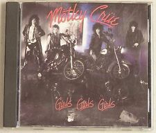 Girls, Girls, Girls by Mötley Crüe (CD, Dec-1993, Elektra (Label))
