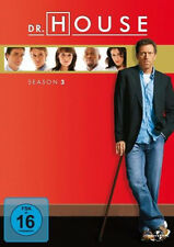 6 DVDs * DR. HOUSE - STAFFEL / SEASON  3 # NEU OVP +
