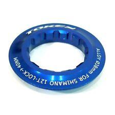 gobike88 TOKEN Lock Ring for Shimano Cassette, 12T, Blue, 022