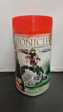 LEGO Bionicle METRU NUI #8616 VAHKI VORZAKH Figure NEW Sealed Canister 2004