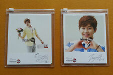 INFINITE Natuur Ice Cream Photo Card Full 2 Sets (1 set of 7 pcs) Limited Kpop