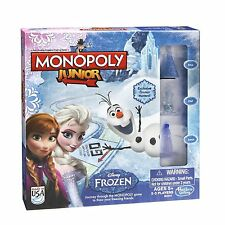 Disney Frozen - Monopoly Junior Game  *BRAND NEW*